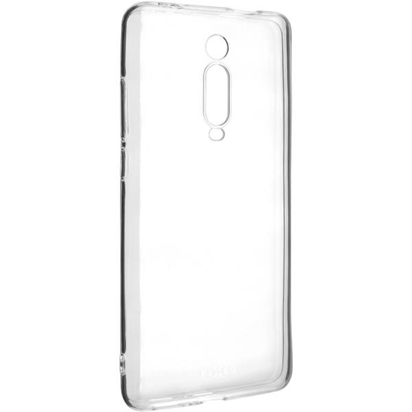 FIXED Skin ultratenké TPU pouzdro 0,6 mm Xiaomi Mi 9T/ Mi 9T Pro čiré