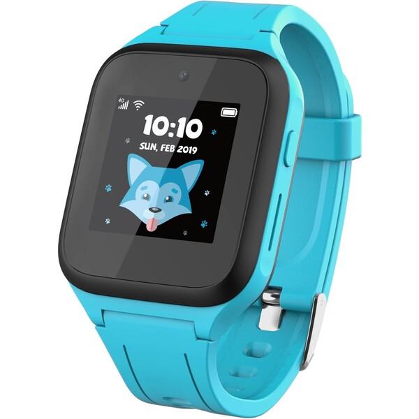 TCL MOVETIME MT40 dětské chytré hodinky modré