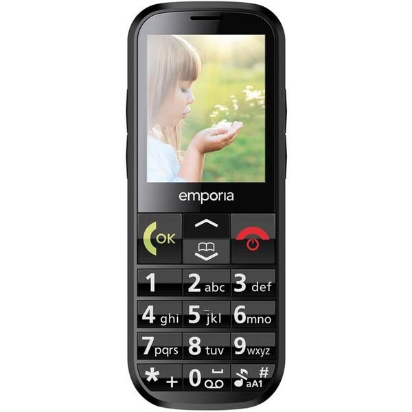 Emporia Eco C160 Černá