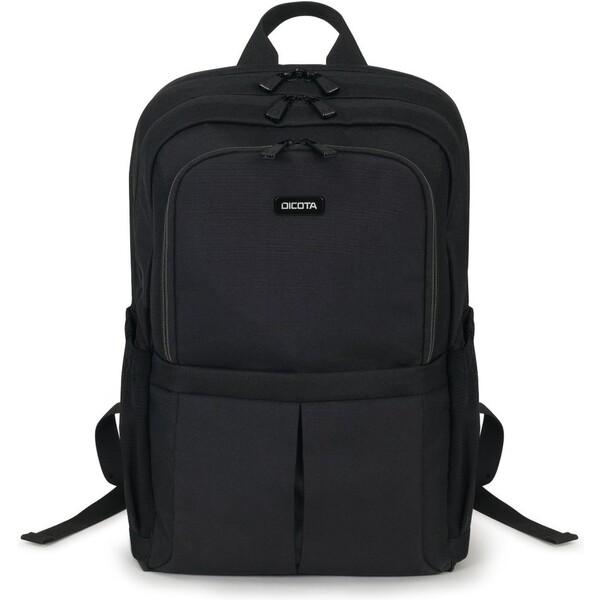 DICOTA Eco Backpack SCALE 13-15.6 černá