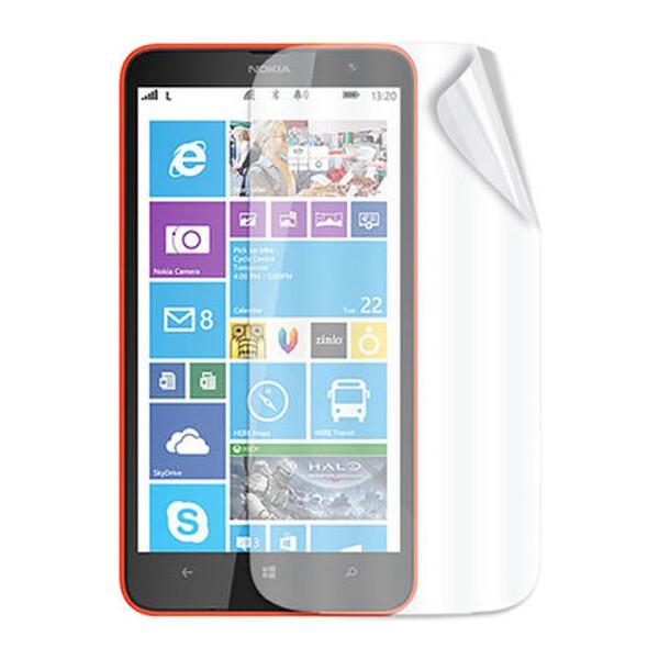 CELLY screen protector pro Nokia Lumia 1320, 2ks, lesklá Čirá