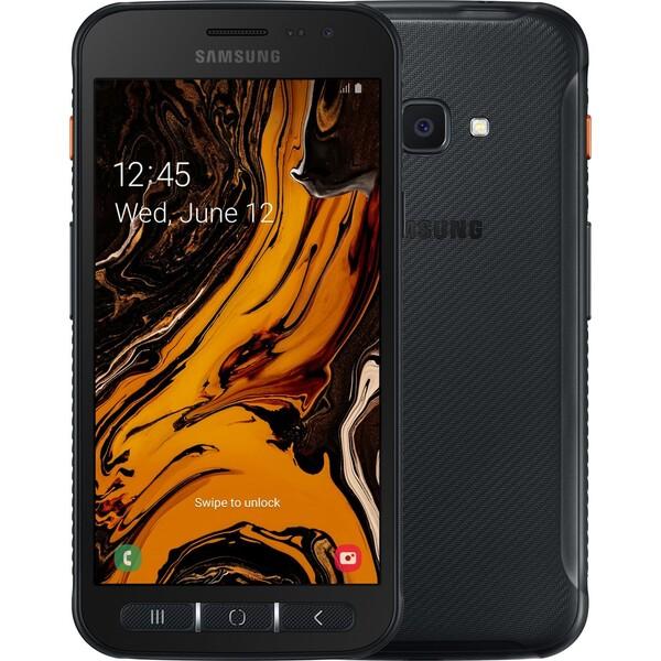 Samsung Galaxy Xcover 4s Černá