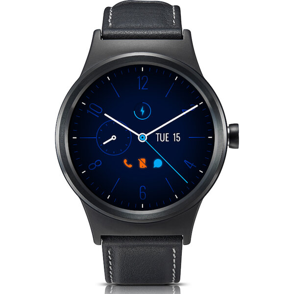 TCL MOVETIME Smartwatch Černá