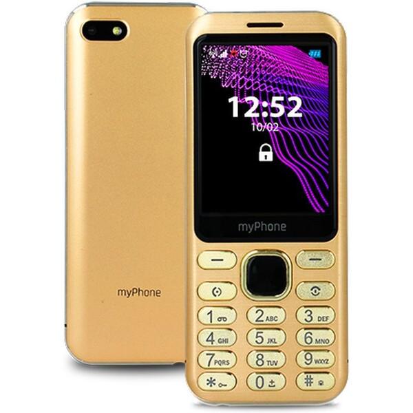 myPhone Maestro Zlatá