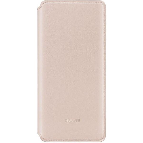 Huawei Wallet pouzdro Huawei P30 Pro růžové