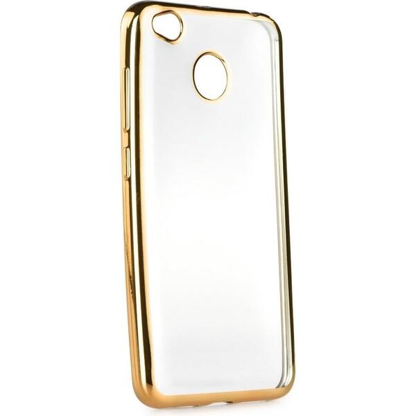Smarty Electro TPU pouzdro Xiaomi Redmi 4X zlaté