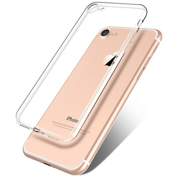 Smarty ultratenké TPU pouzdro 0,3mm Apple iPhone 7/8/SE (2020) čiré