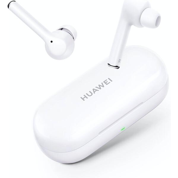 Huawei FreeBuds 3i sluchátka bílá