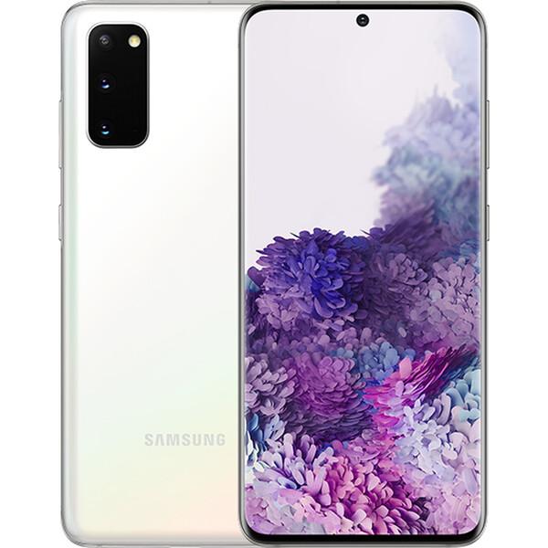 Samsung Galaxy S20 8GB/128GB bílý
