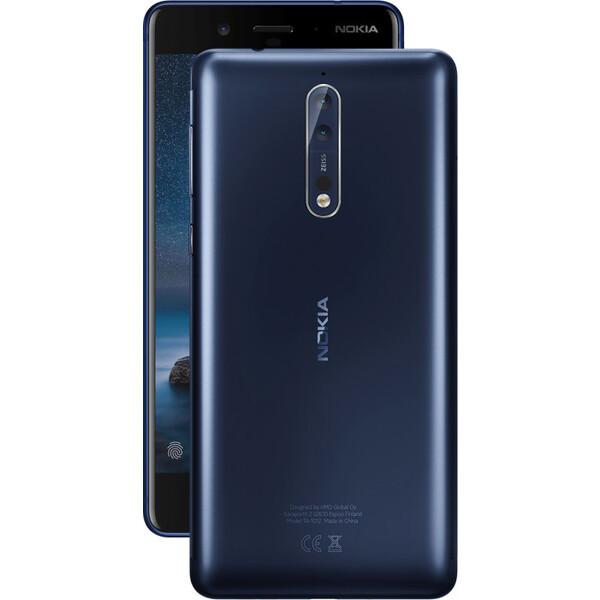 Nokia 8 Dual SIM Modrá