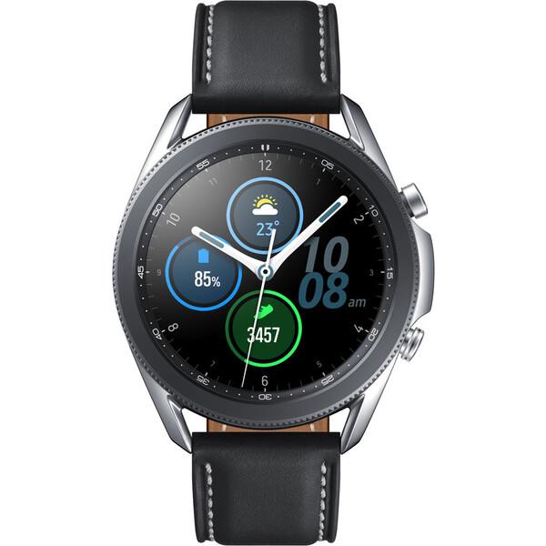 Samsung Galaxy Watch3 45mm stříbrná