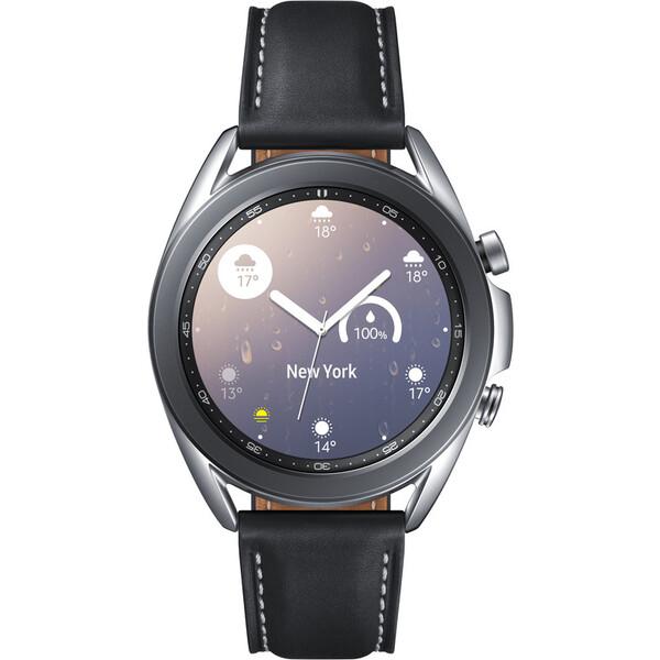 Samsung Galaxy Watch3 41mm stříbrná