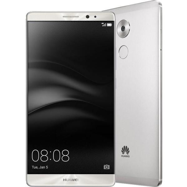 Huawei Mate 8 Dual SIM stříbrný