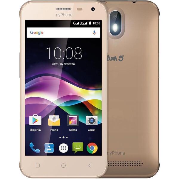 myPhone FUN 5 Zlatá