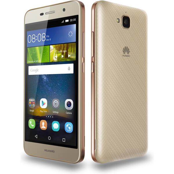 Huawei Y6 PRO Dual SIM LTE zlatý