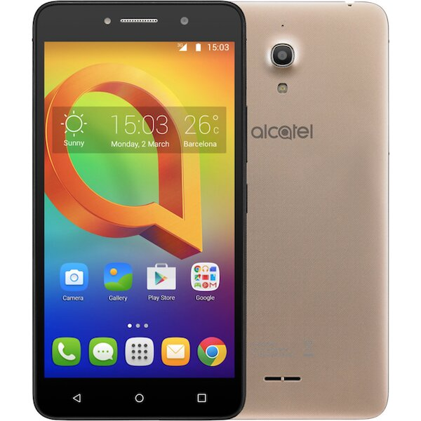 Alcatel A2 XL 8050D Zlatá