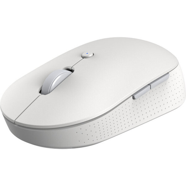 Xiaomi Mi Dual Mode Wireless Mouse Silent Edition bílá