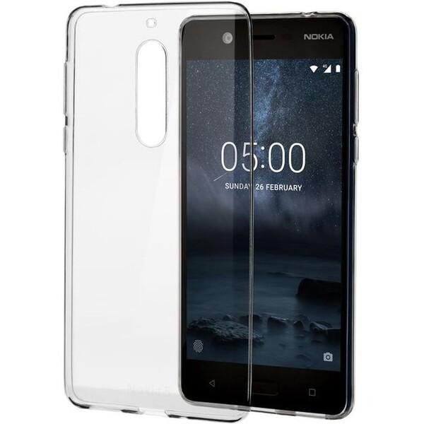 Pouzdro Nokia CC-102 Slim Crystal Cover Nokia 5 Čirá