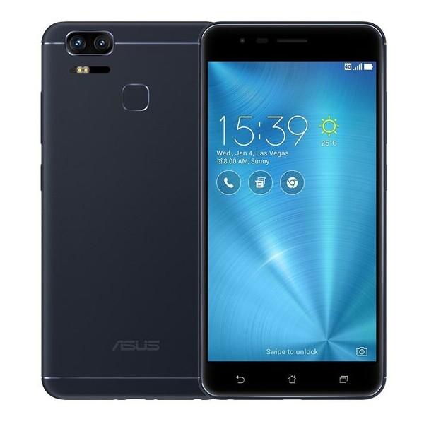 ASUS ZenFone 3 ZOOM ZE553KL Černá