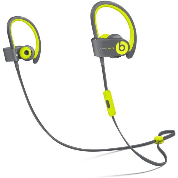 "Beats by Dr. Dre PowerBeats 2 Wireless ""Active Collection"" žlutá (2015)"