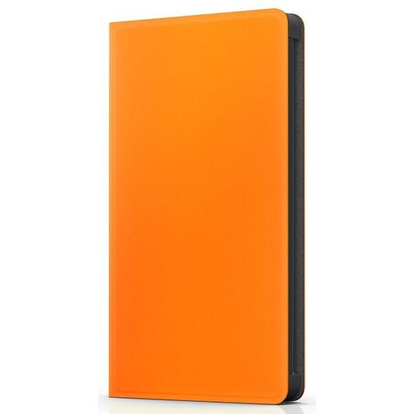 Nokia CP-637 flipové pouzdro Nokia Lumia 930, oranžové