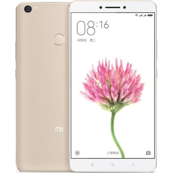 Xiaomi Mi Max 16GB Dual SIM LTE zlatý