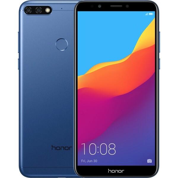 Honor 7C Dual SIM Modrá