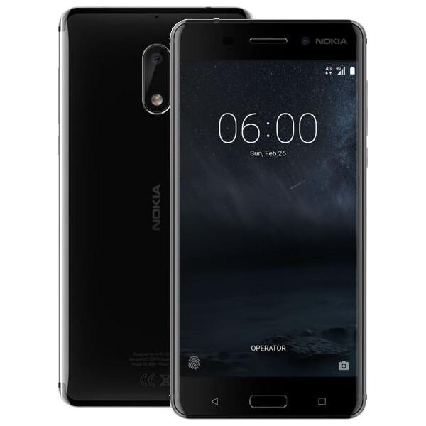 Nokia 6 Single SIM Černá