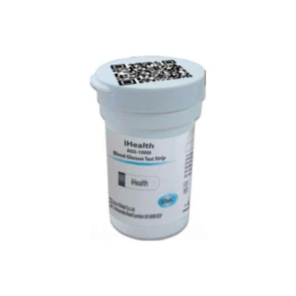 iHealth AGS-1000I testovací proužky pro iHealth glukometry