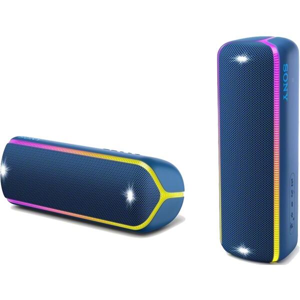 Sony SRS-XB32 Modrá