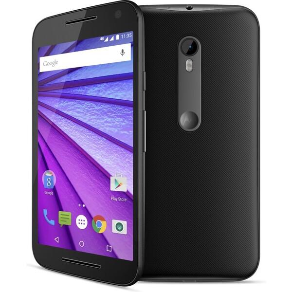 Motorola Moto G 3rd Gen. Černá