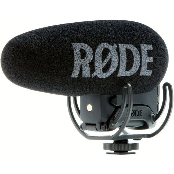 RODE VideoMic Pro+ Černá
