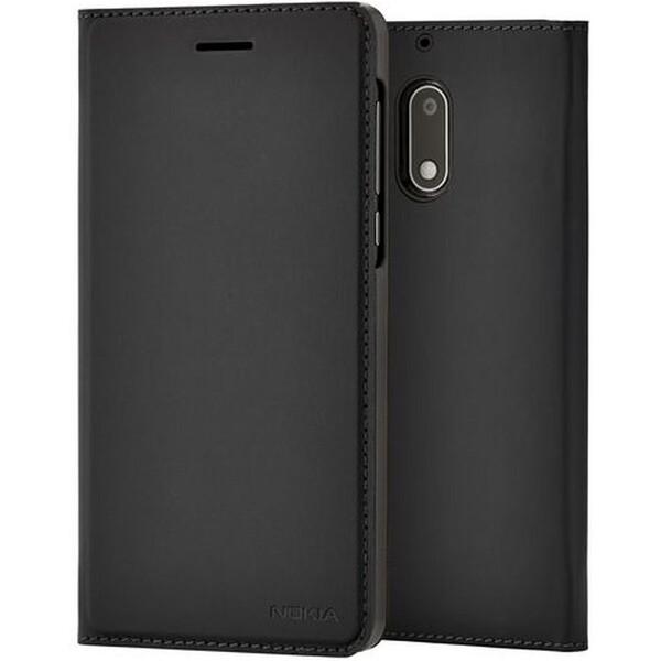 Pouzdro Nokia CP-302 černé Černá