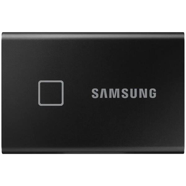 Samsung Portable SSD T7 Touch 500GB černý