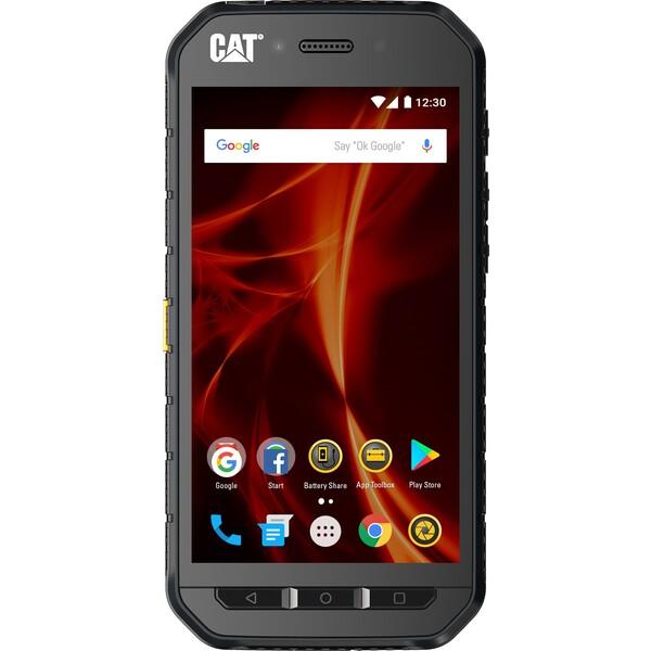 Caterpillar CAT S41 Dual SIM LTE Černá