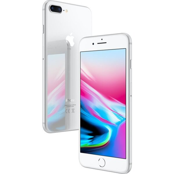 Apple iPhone 8 Plus 64GB Stříbrná