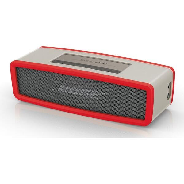Bose pouzdro pro reproduktor SoundLink Mini červené