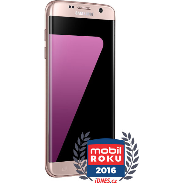 Samsung Galaxy S7 Edge Růžová