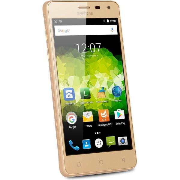 myPhone Prime Plus Zlatá