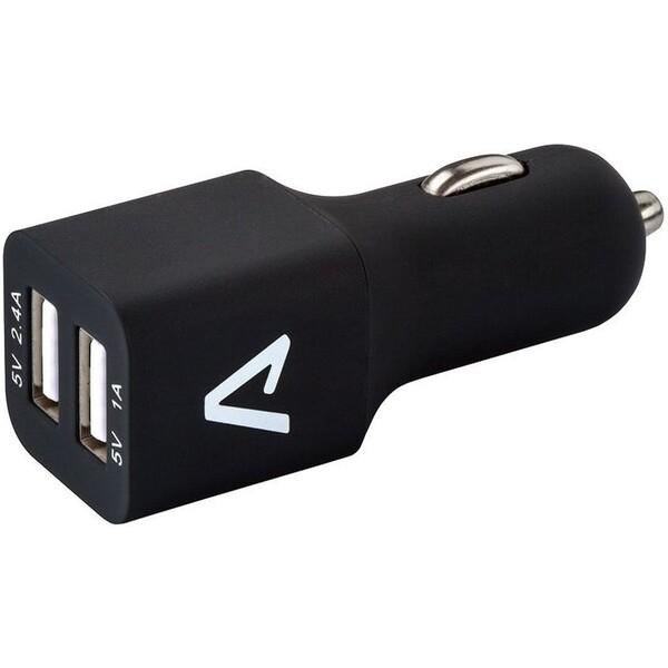 LAMAX USB autonabíječka 3.4A černá