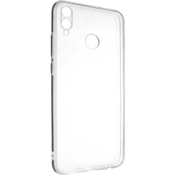 FIXED Skin ultratenké TPU pouzdro 0,6 mm Honor 8X čiré