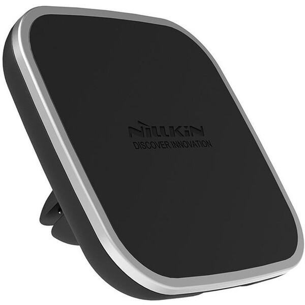 Nillkin Car QI magnetický držák do auta s bezdrátovým nabíjením Černá