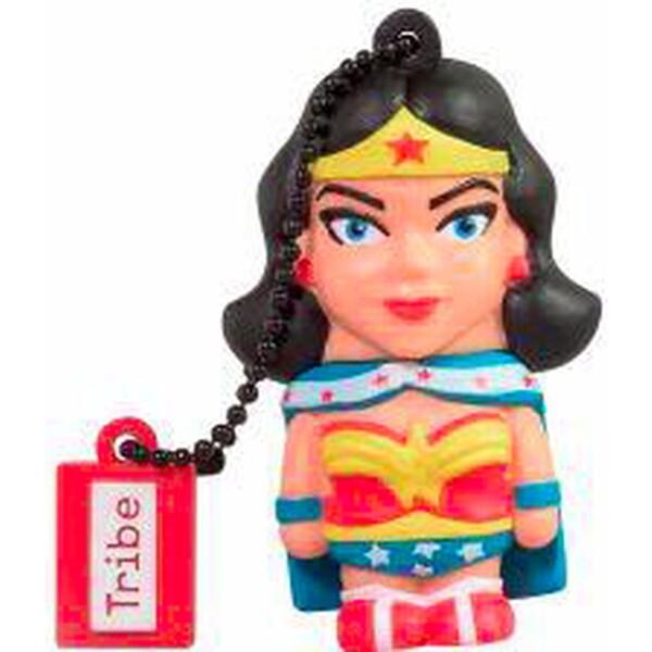 Tribe DC Comics Wonder Woman USB Flash disk 16GB FD031503