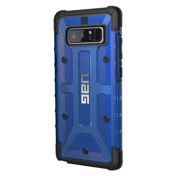 Pouzdro UAG plasma case Cobalt Galaxy Note 8 modré Modrá