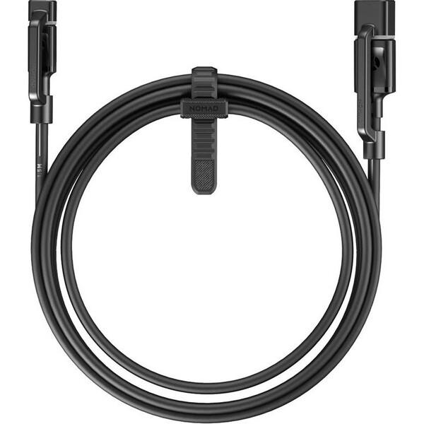 Nomad Rugged Lightning kabel (1,5m) černý