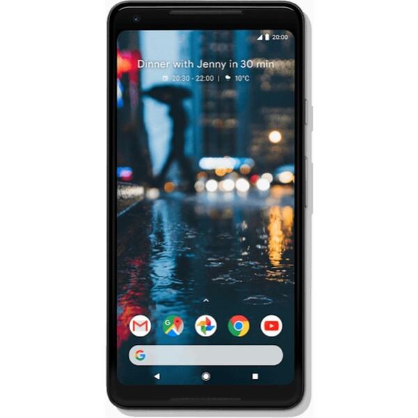 Google Pixel 2 XL 64GB Černá