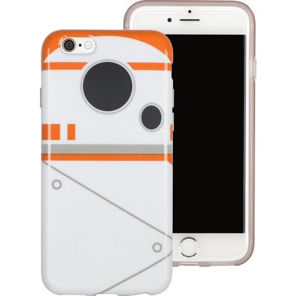 Pouzdro Tribe Star Wars BB-8 iPhone 6/6s Bílá