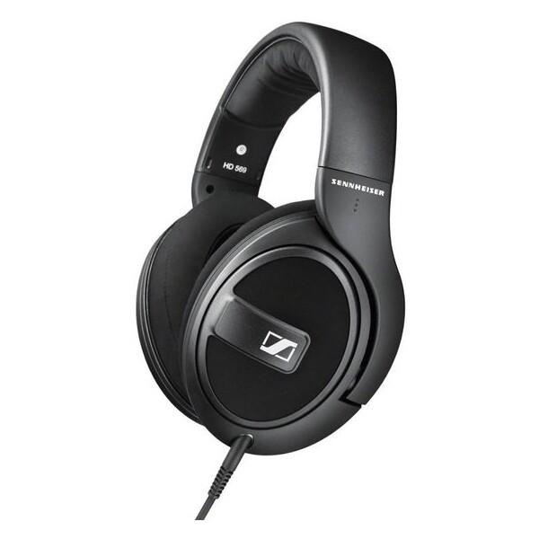 Sennheiser HD 569 sluchátka černá