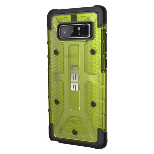 Pouzdro UAG plasma case Citron Galaxy Note 8 žlté Žlutá