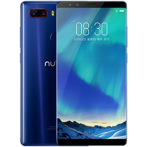 Nubia Z17s 8GB/128GB Dual SIM Modrá